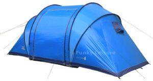 Highlander Cypress 4 Person - 2 Bedroom Festival Tent