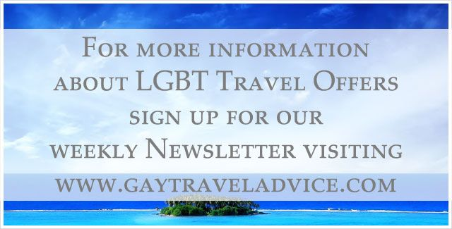 gay newsletter subscribe