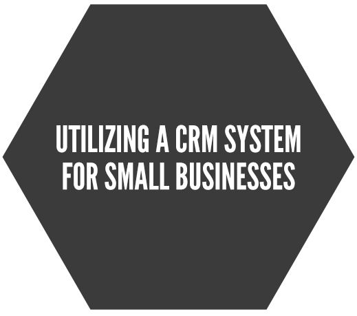 Why you should use CRM systems and project management tools for a small business
