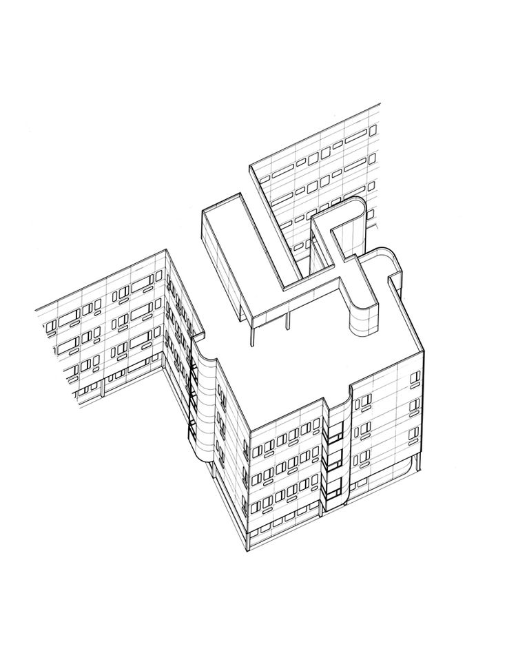 Bronx Development Center – Richard Meier & Partners Architects