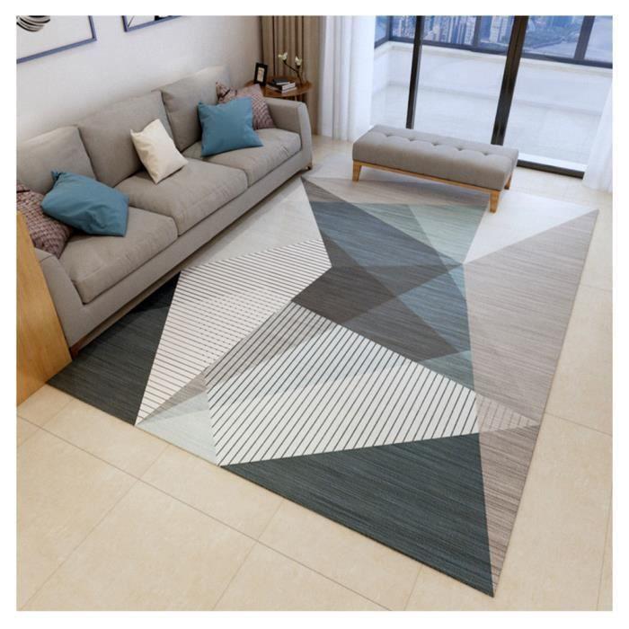 tapis vintage tapis moderne salon