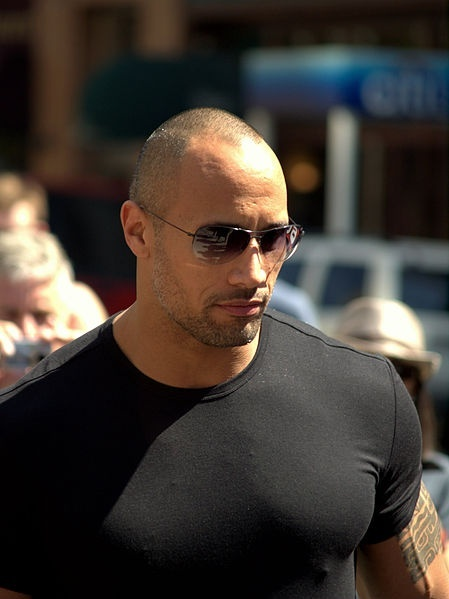 The Rock you rock !!!