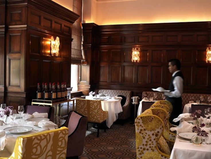 Top 5 London's Most Romantic Restaurants | Decor and Style