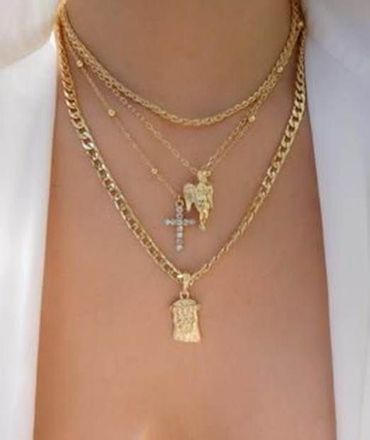 سلاسل ذهب ناعمه مكتوب عليها اسماء و حروف Soft Gold Chains With Names And Letters سلاسل ذهب ناعم Coin Necklace Necklace Set Pearl Jewelry Necklace