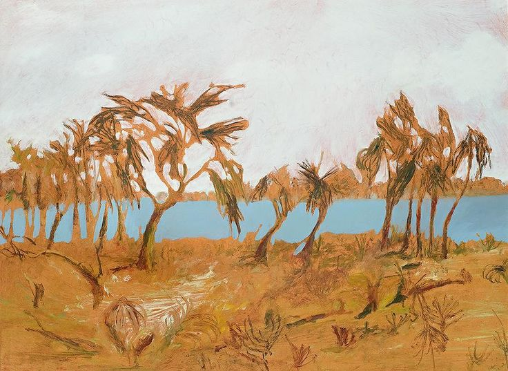 Sidney Nolan ENDEAVOUR RIVER, 1948