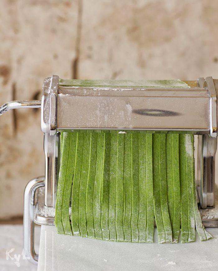 La pasta perfecta. Como hacer pasta fresca.