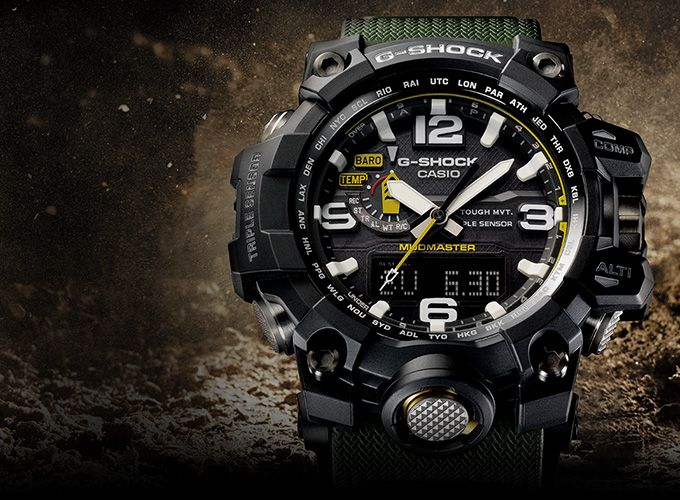 PRODUCTS - G-SHOCK - CASIO