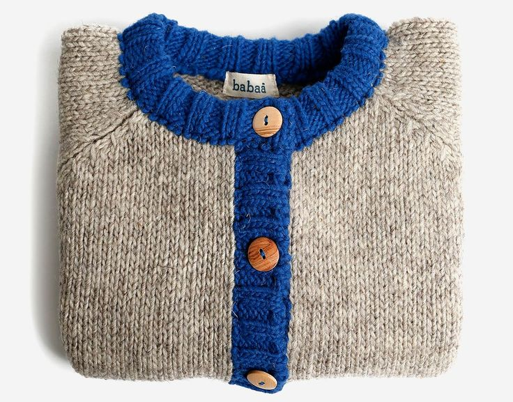 Babaà - Roba de punt, 100% natural: jerseis, vestits, mitjons, gorres...