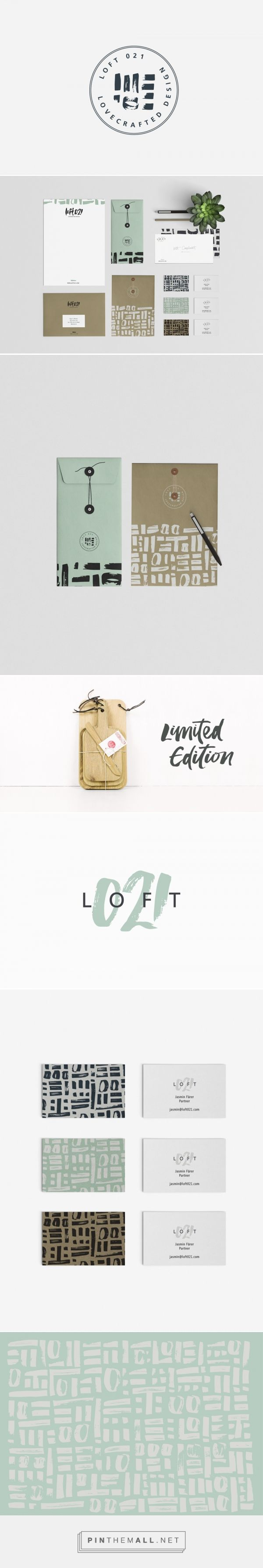 Loft021 Love Crafted Design Branding by Cocorrina | Fivestar Branding Agency – Design and Branding Agency & Inspiration Gallery