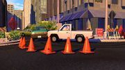 Pizza Planet truck #disney #wiki,disney,pizza #planet #truck,toy #story,a #bug's #life,toy #story #2,monsters, #inc.,finding #nemo,cars,ratatouille,wall-e,up,toy #story #3 http://new-york.remmont.com/pizza-planet-truck-disney-wikidisneypizza-planet-trucktoy-storya-bugs-lifetoy-story-2monsters-inc-finding-nemocarsratatouillewall-euptoy-story-3/  # Pizza Planet truck The Pizza Planet truck is a 1978 Gyoza Mark VII Lite Hauler pickup truck that is used to make deliveries for Pizza Planet in Toy…