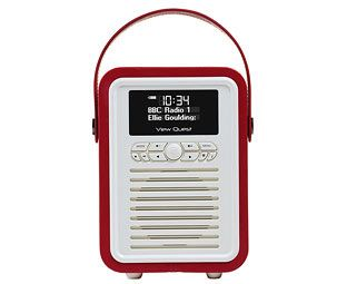 Expert Verdict Retro Mini Portable DAB Radio, Red We've chosen this radio as much for its gorgeous, petite design and colours as for its genuinely-excellent DAB and FM reception. This portable radio doubles as a bedside clock radio, although it's far http://www.MightGet.com/march-2017-1/expert-verdict-retro-mini-portable-dab-radio-red.asp