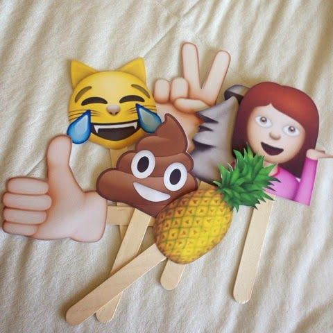 Holeh Pocket: [DIY] Emoji Signs