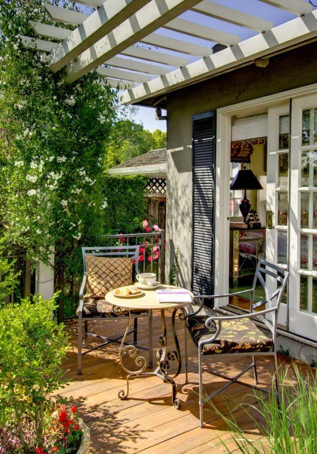 Cute Small Backyard Ideas