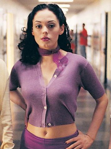 "jawbreaker | Tumblr she and christina ricci became ""my type"" now i chase brunettes hopelessly in love forever lol"