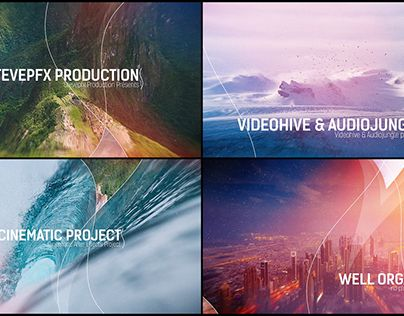 898 best The Best After Effects Templates images on Pinterest