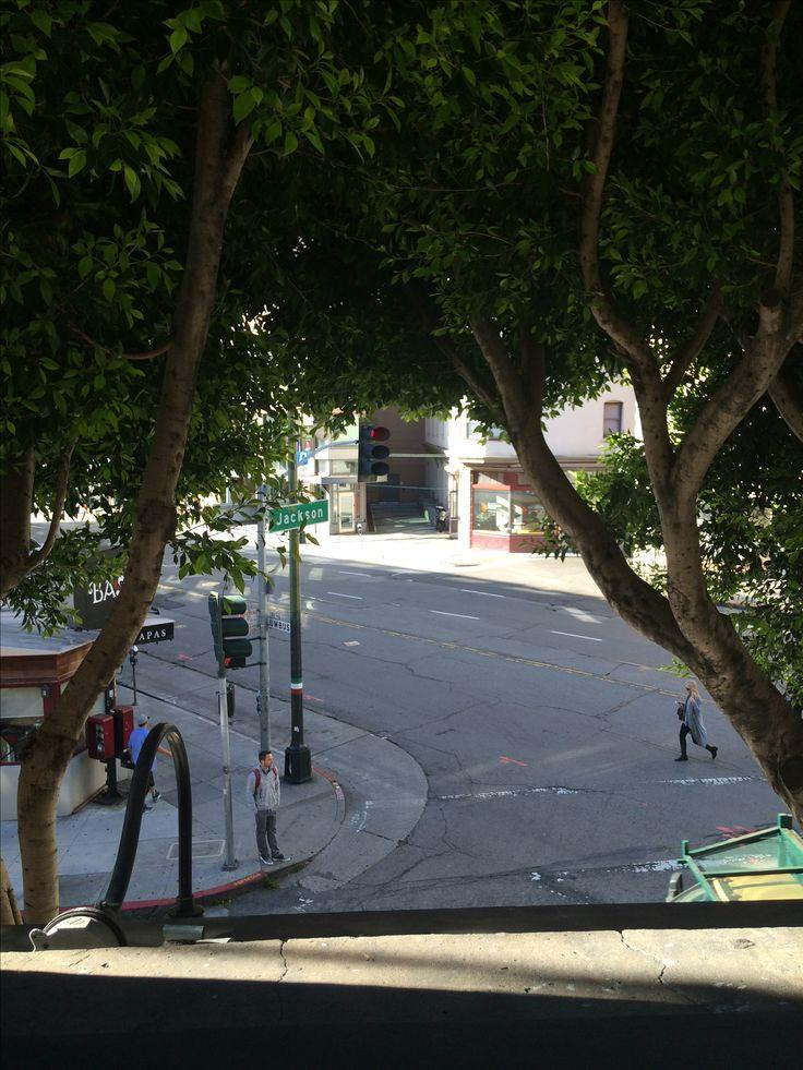 Columbus Ave - San Francisco