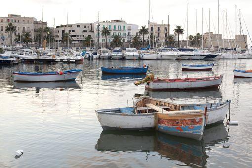 Croce dei mari, 2011 - boats