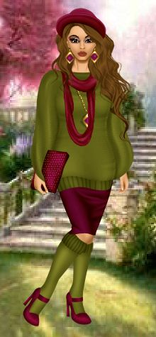 Fashion (Page 1) - Dress Up Games 9