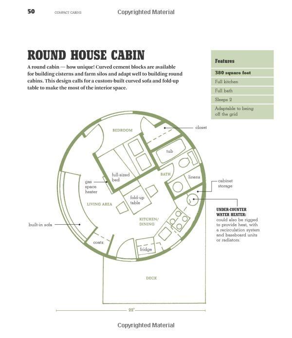 12 best images about grain bin cottages on pinterest for Silo home floor plans