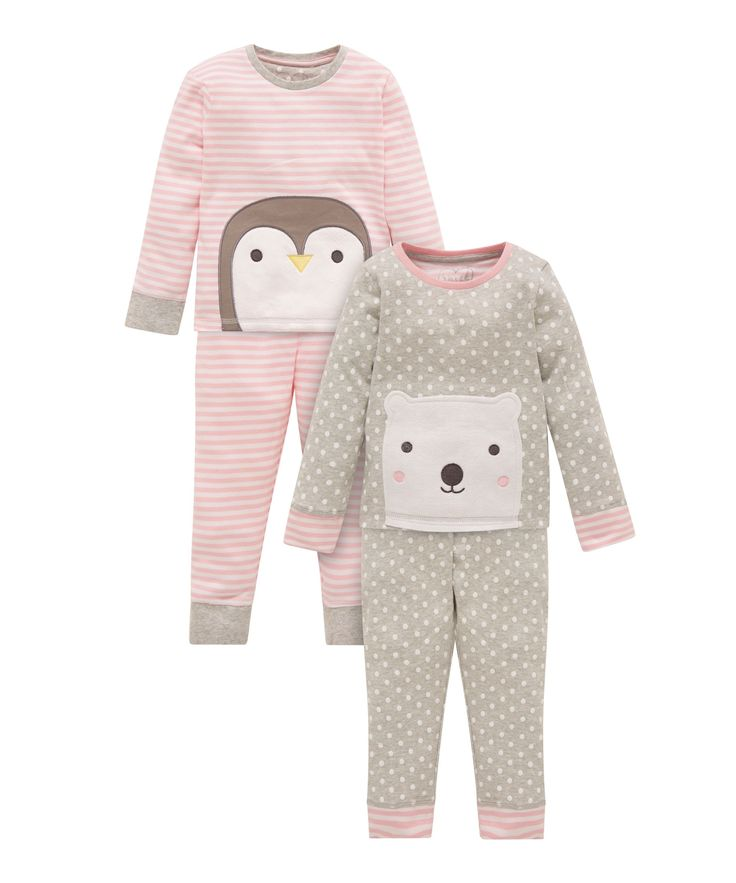 Penguin and Polar Bear Skinny Pyjamas - 2 Pack  Most of the people like these http://www.geojono.com/  Actually quite interesting! http://www.geojono.com/