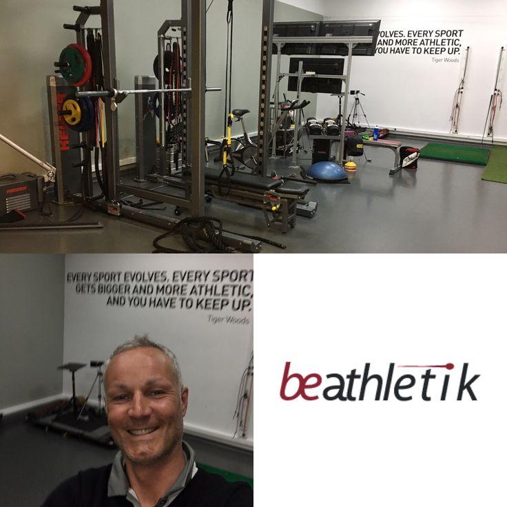 Séance d'entraînement bio mécanique et coaching golf @beathletik @2sgolf