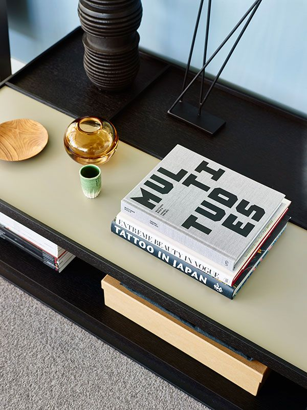 Bu0026B Italia Surface Coffee Table From Space Furniture. Photo: Toby Scott