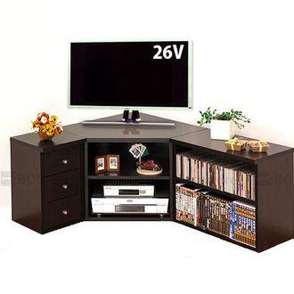 Corner Tv And Av Unit   Google Search