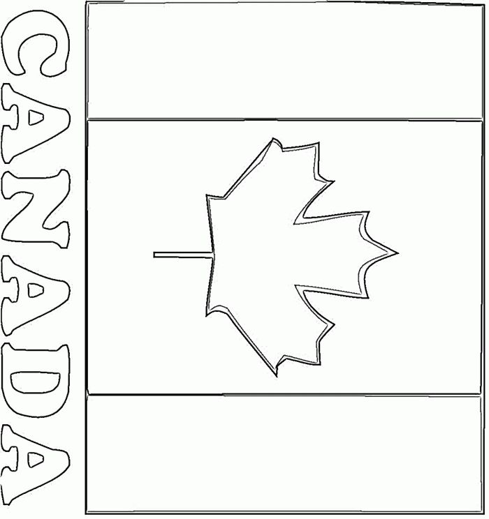 nice Canadian flag coloring page | Printable coloring pages Check more at http://www.mcoloring.com/index.php/2015/09/07/canadian-flag-coloring-page-printable-coloring-pages/