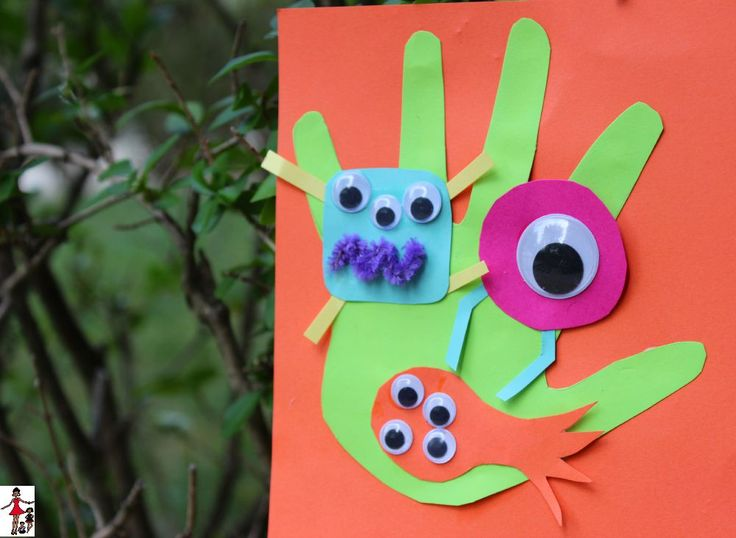 Icky Germs Craft For Kids + PURELL 30 Update