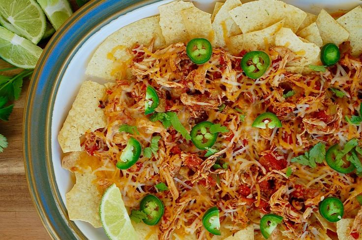 Day 5 Happy Cinco de Mayo!! Every time I go to a Mexican restaurant I order the nachos. These nachos are delicious and may be my favorite recipe. They are easy and perfect for football games, parties, and even an easy dinner. I also love that you can customize the toppings for each family member. …