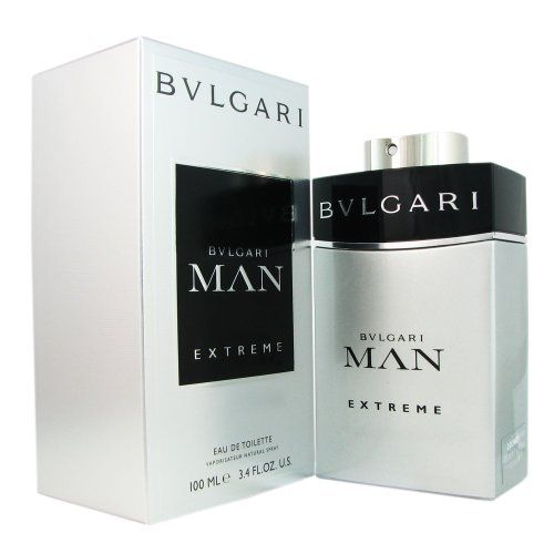 Bvlgari Man Extreme Cologne Spray for Men, 3.4 Ounce - List price: $70.00 Price: $54.99 Saving: $15.01 (21%)