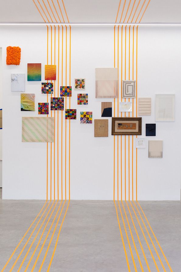 Installation-view_-rebecca-ward-shown-alongside-alighiero-boetti_