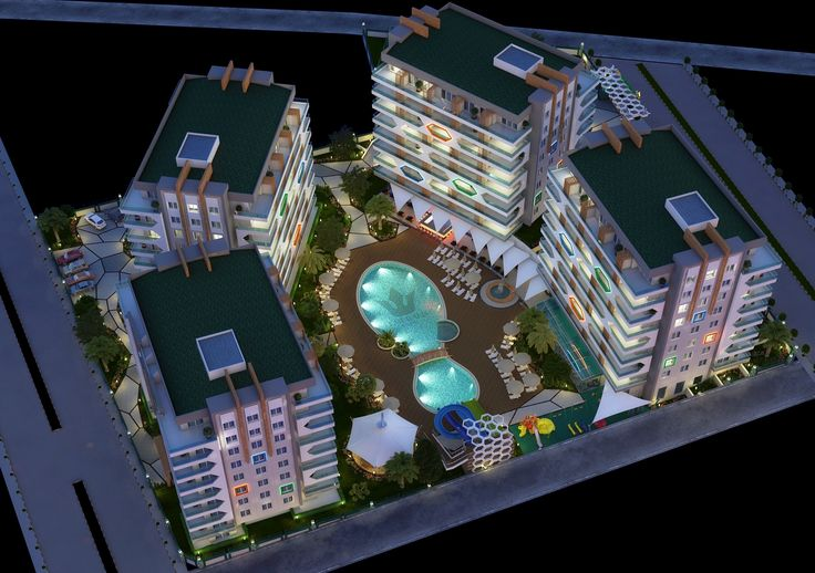 Emerald Park - A Jewel In Paradise New project in Avsallar, Alanya. Prices from 36 000 EURO!