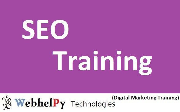 SEO Training Institute in Faridabad - Webhelpy Technologies