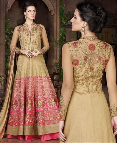 bridal anarkali suits 2016 - Google Search