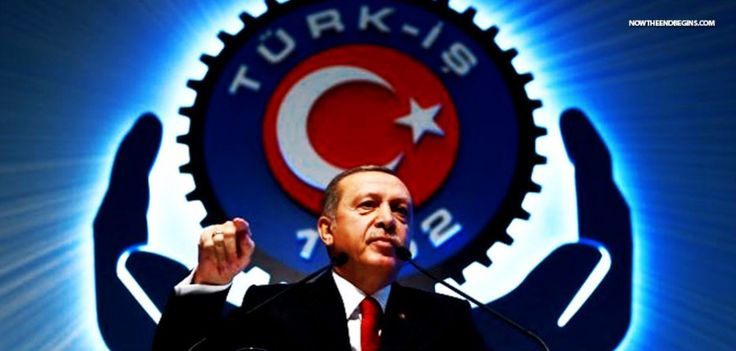 "Erdogan says Hitler's Germany exemplifies an 'effective presidential system' that he wants to follow ""Little children, it is the last time: and as ye have heard that antichrist shall come, even now..."