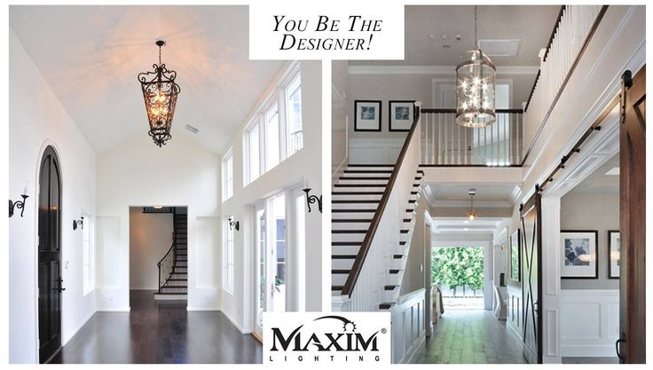 Need Help Picking Out A Foyer Light? Hereu0027s Two From Maxim To Give You Some Photo Gallery