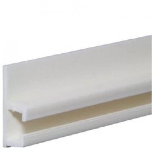RECMAR 3110 Plastic Curtain Track - 8 Feet - Wall Mount Curtain Tracks - Curtain Tracks & Drapery Hardware | Curtain-Tracks.com
