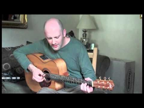 Adam Rafferty - Ain't No Sunshine - Solo Guitar - YouTube