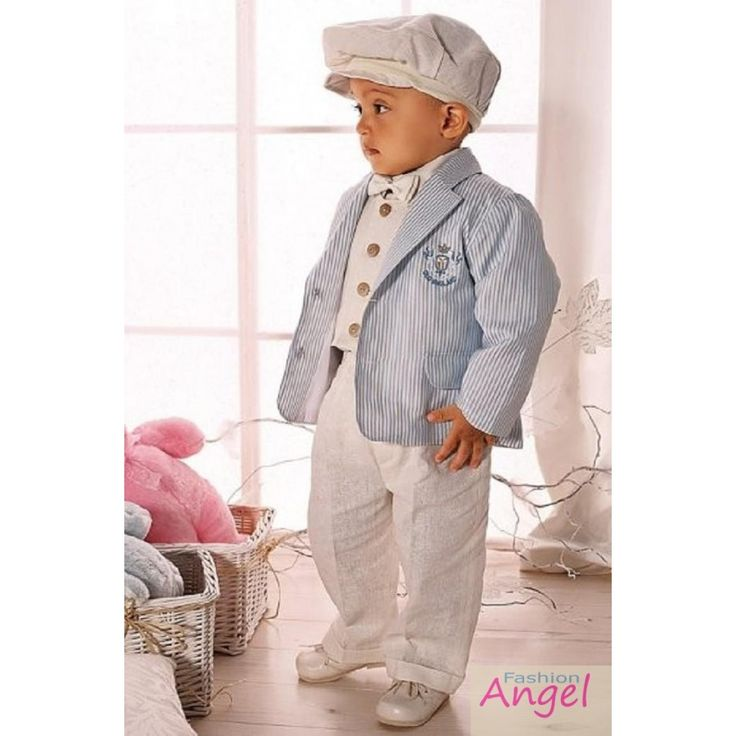 Boys Easter Outfits |  Baby Boy John Christening Outfit.