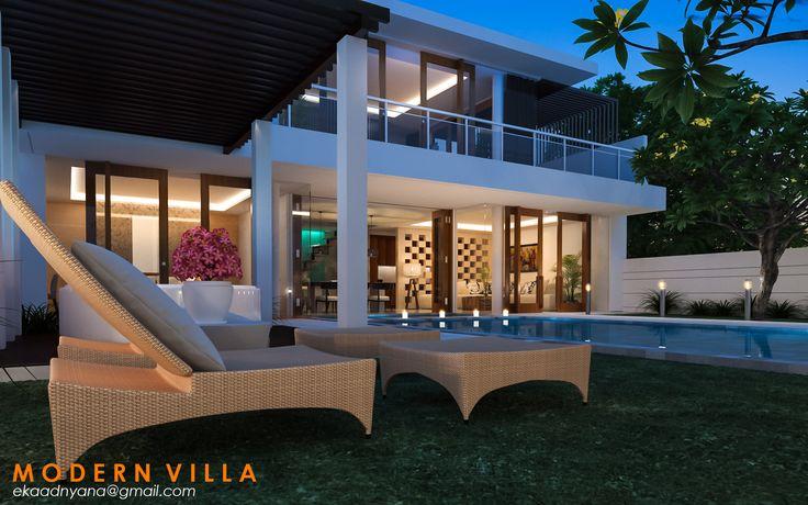 "Check out my @Behance project: ""Bali Modern Villa"" https://www.behance.net/gallery/38284063/Bali-Modern-Villa"