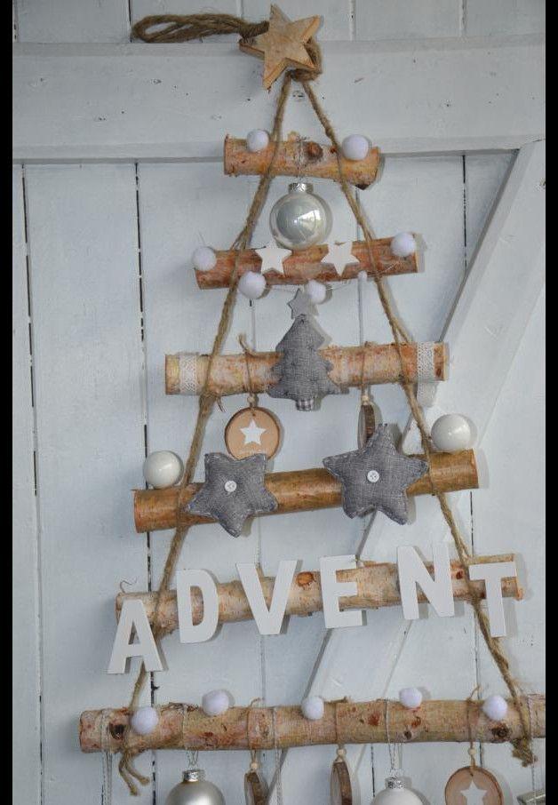 Best 25 adventskalender holz ideas only on pinterest holz adventskalender adventskranz holz - Bader weihnachtsdeko ...