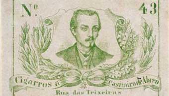 69 poemas de Casimiro de Abreu para download grátis