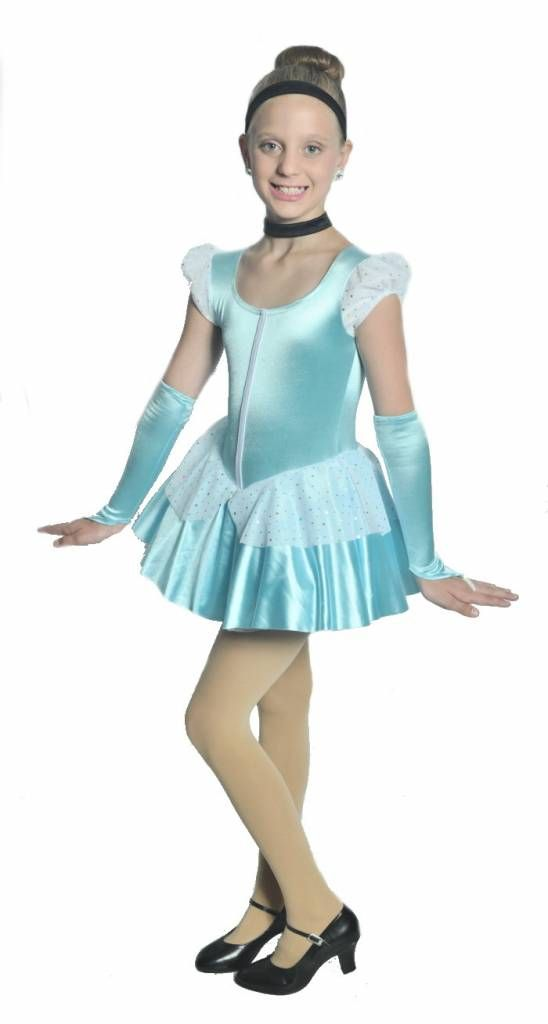 Cinderella dance costume made by BP Designs. Custom Costume options available. Dance costumes  Handmade in the USA!