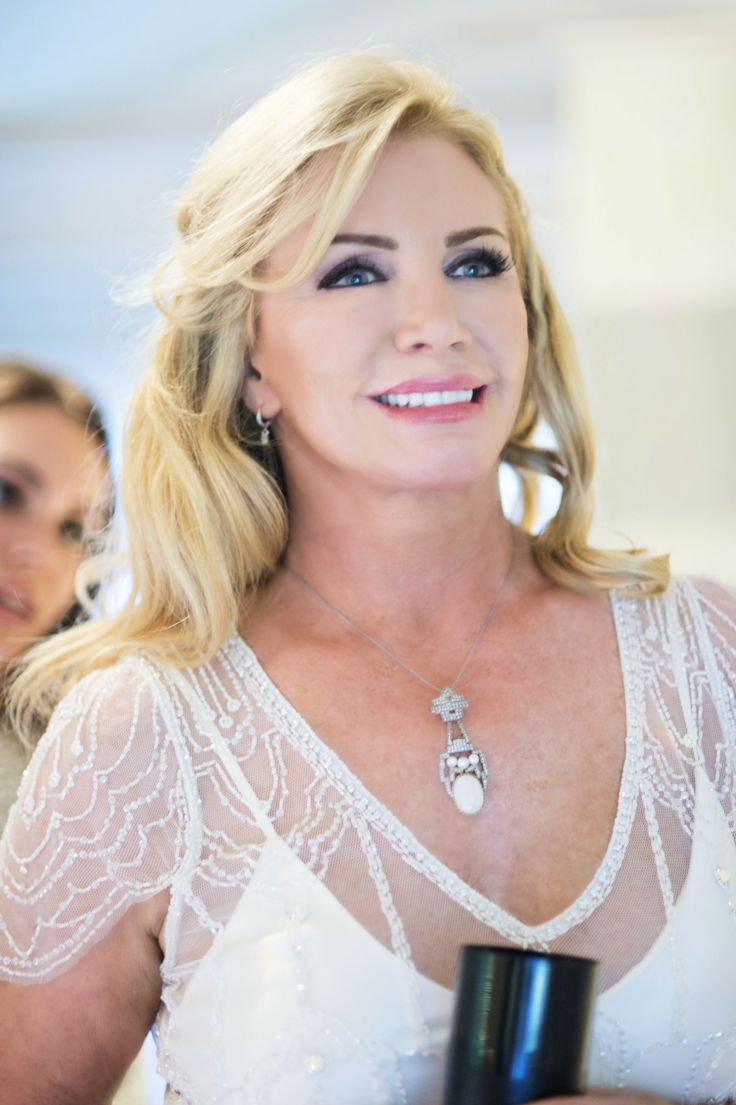 Shannon Tweed Simmons & Gene Simmons Vow Renewal featured on Style Me Pretty | See the feature on SMP: http://www.StyleMePretty.com/2014/01/03/gene-simmons-vow-renewal/ Trish Barker Photography