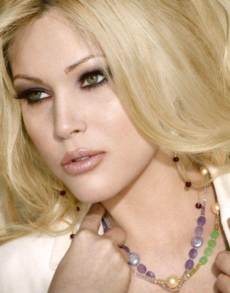 Shanna Moakler Barker - Makeup by Alexis Vogel