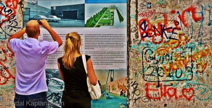 Berlin Duvarı'nın Gölgesinde | icimdekiler.com – Erdal Kaplanseren'den fotoğraf hikâyeleri