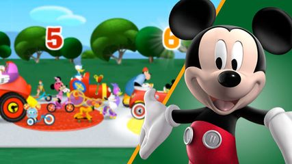MICKEY Mouse: Clubhouse Rally Raceway - SUBSCRIBE