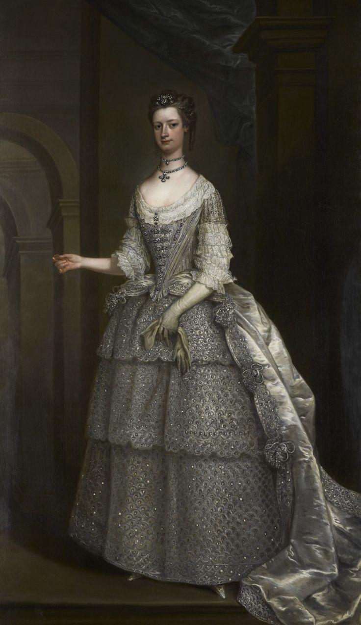19 best 18th century Robe de Cour images on Pinterest | Court ...