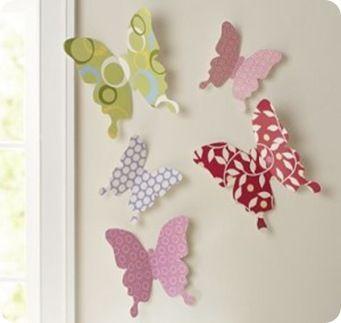 the 25 best butterfly wall decor ideas on pinterest diy butterfly decorations paper wall decor and butterfly wall